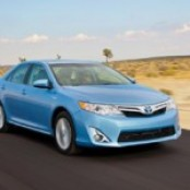 New fuel efficient models help strengthen Toyota's industry leading fuel efficiency