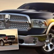 2013 Ram 1500 pickup gets power, fuel-efficiency overhaul