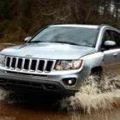 2013 Jeep® Compass the most capable compact SUV