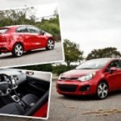 Special-Edition 2013 Rio 5-Door Sx M/T arrives in limited quantity