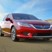 Honda Earth Dreams Technology Two-Motor Hybrid System named to Green Car Journal's Top 10 Green Car Technology List for 2014