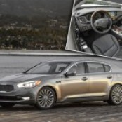 Modern and elegant, the K900 signals a new era for Kia and advances the brand to new levels of sophistication