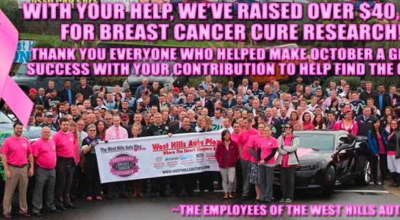 Supporting Breast Cancer Research