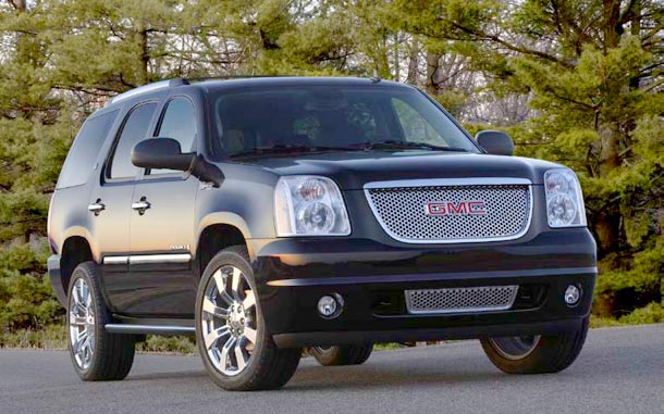 Gmc Truck S Yukon Denali Hybrid Joins Suv And Sierra Pickup Makes The First Manufacturer To Offer Three Full Size Models