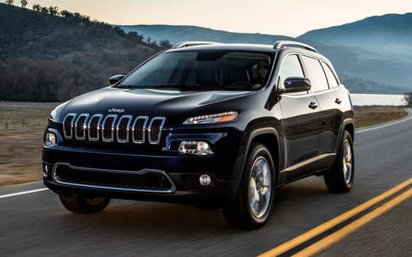 All New 2017 Jeep Cherokee No Compromise Mid Size Suv Sets A Standard